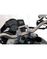 Adaptér pro uchycení GPS na říditka pro BMW F800GS/ F700GS/ F650GS (Twin)