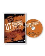 """VIDEO DVD - Dokumentární film expedice Poznávací cesta krajinou Utahu (UTBDR) """"Utah Backcountry Discovery Route"""""""