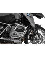 Kryty hlav válců hliníkové stříbrné pro BMW R1200GS od roku 2013