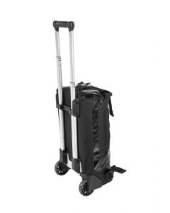 Travelbag Duffle RG with wheels, 34 litres, black, by Touratech Waterproof made by ORTLIEB