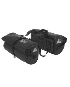 MOTO speed bags (pair), black, by Touratech Waterproof made by ORTLIEB
