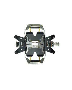 Zamykací odpružený držák Garmin GPSMap 276Cx, černý