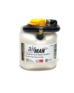 AirMan 300ml univerzání náplň pro okamživou opravu defektu pneumatiky ventilkem