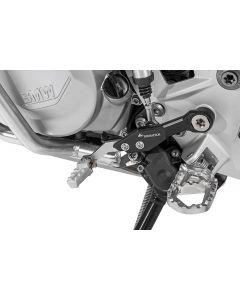 Stavitelná sklápěcí řadicí páka pro BMW F850GS/ F850GS Adventure/ F750GS