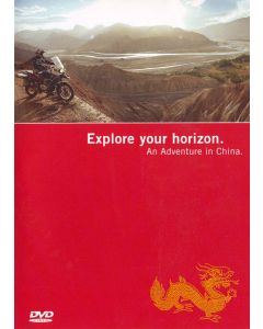 Video DVD Objevte své horizonty - Dobrodružství v Číně