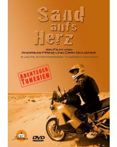 """Video DVD - Sand aufs Herz *Tunesien hautnah"""" Dirk Schäfer und Andreas Prinz"""