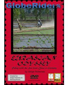 DVD GlobeRiders Euroasijská Odysea Cesta se sluncem z Číny do Německa