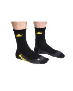 "TOURATECH ""Odolné jezdecké ponožky"" s efektem DEO®DORANT, ponožky, velikost M"