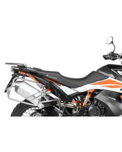 Comfort seat one piece, Fresh Touch for KTM 890 Adventure / 890 Adventure R / 790 Adventure/ 790 Adventure R