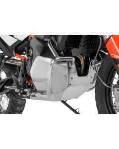 Engine protector RALLYE Evo, Aluminium for KTM 890 Adventure/ 890 Adventure R/ 790 Adventure/ 790 Adventure R