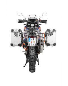 ZEGA Evo aluminium pannier system for KTM 1290 Super Adventure S/R (2021-)