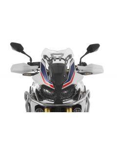 Plexi, S, čiré, Honda CRF1000L Africa Twin