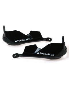 Kryty rukou Touratech GD, černé, pro originální řidítka Triumph Tiger 800 a Tiger Explorer