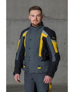 Compañero World2, bunda pánská, standardní délka, černá