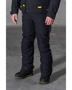 Compañero World2, kalhoty pánské, prodloužená délka, černé