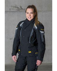 Compañero World2, bunda dámská, standardní délka, černá