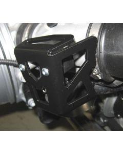 Ochrana potenciometru škrtící klapky pro BMW R1200R a R1200GS/ADV (2006-2010), černá