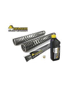 Progressive fork springs for Honda NC750X 2012-2015