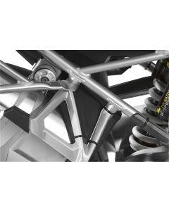 Set ochraných plastů pro spolujezdce proti zacákání od zadního kola pro BMW R1250GS/ R1250GS Adventure/ R1200GS (LC) / R1200GS Adventure (LC)