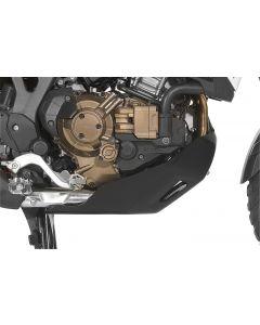 Spodní kryt motoru RALLYE pro Honda CRF1000L Africa Twin (DCT i ne-DCT), černý