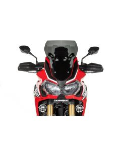 Plexi, M, zatmavené, pro Honda CRF1000L Africa Twin/ CRF1000L Adventure Sports